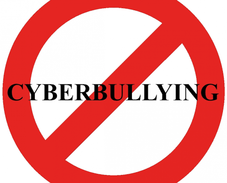 Say NO to Cyberbullying.