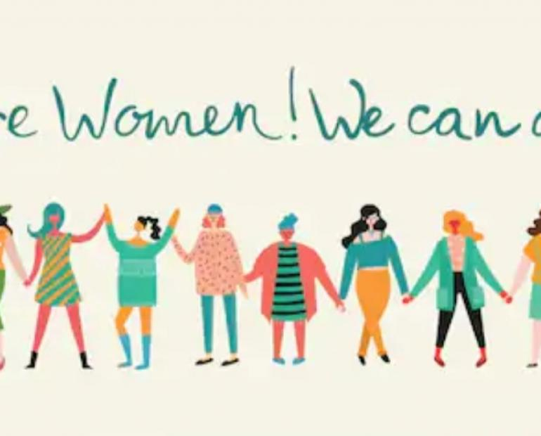 We are women we can do it