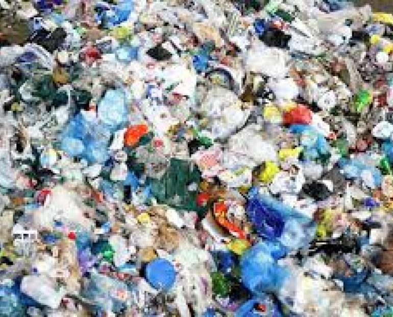 Today we use way to much plastic.