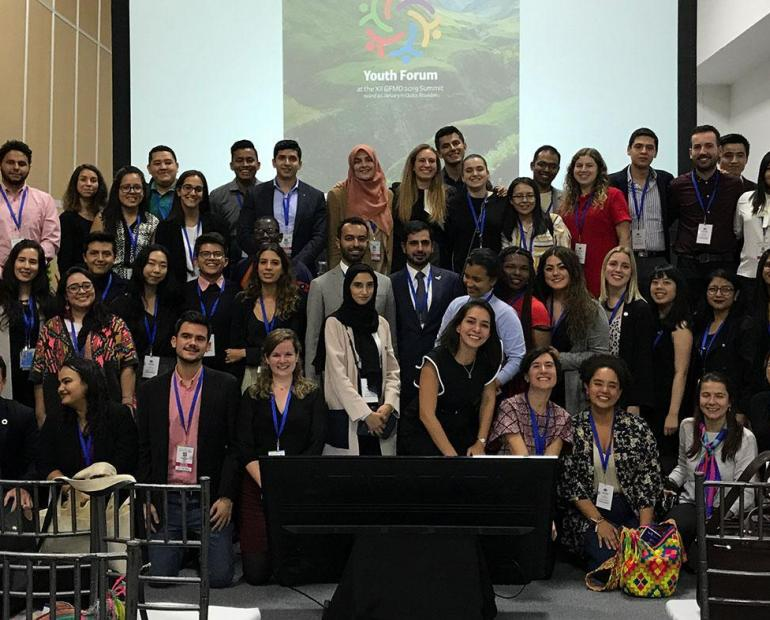 Youth Forum Ecuador - #Youth4Migration