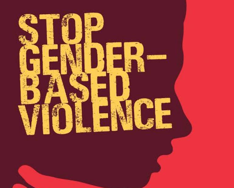Image expressing Gender-based violence