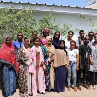 Youth Bloggers from Djibouti