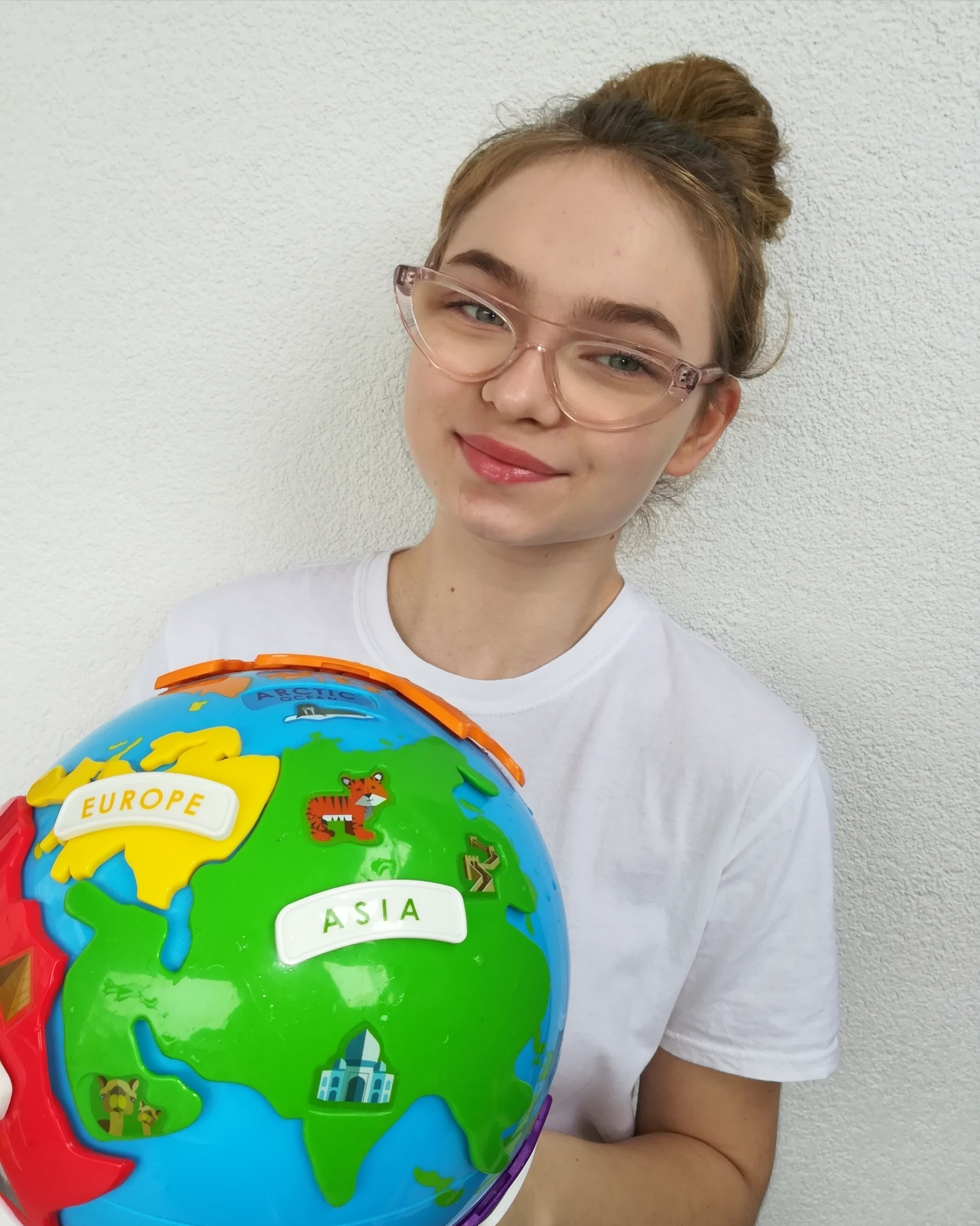 Earth The Colorful Ball We Live On Voices Of Youth