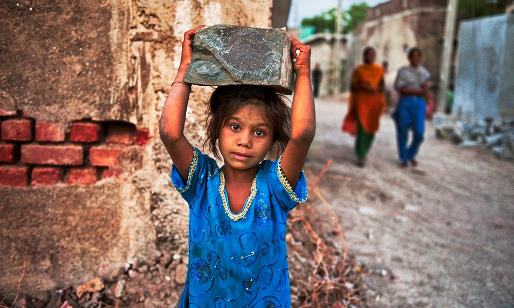 THE LOST CHILDHOOD: CHILD LABOR | Voices of Youth