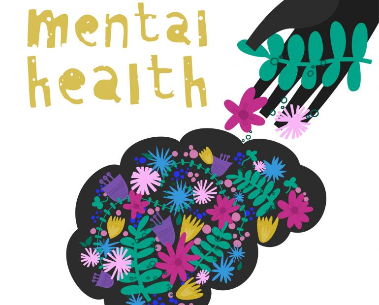 Photo Of Mental Health Illustration