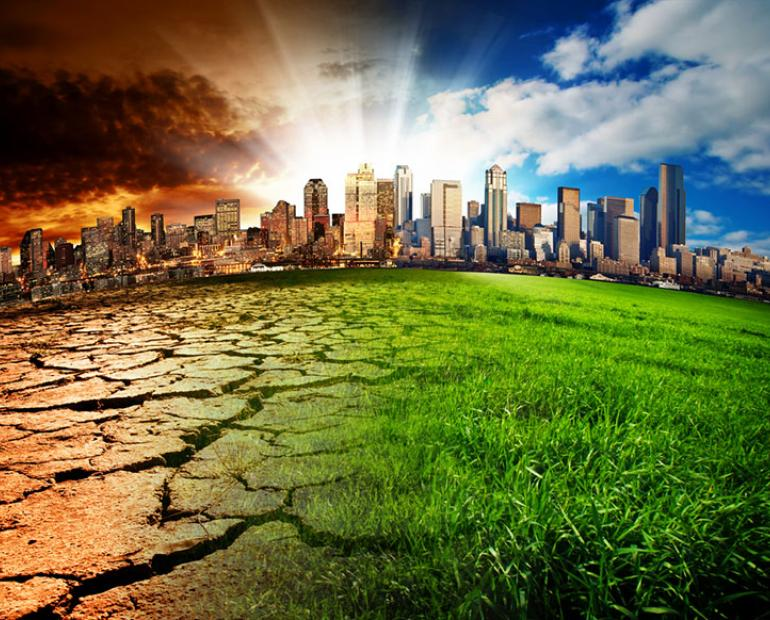 climate change , a thread to future