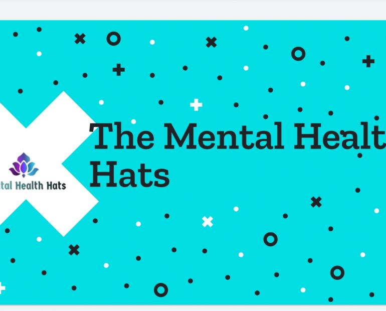 Mental Health Hats