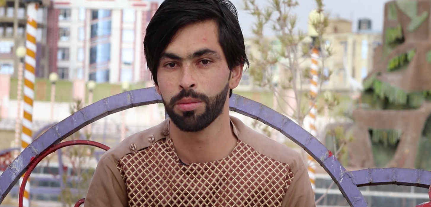 Hakim, 21, Afghanistan