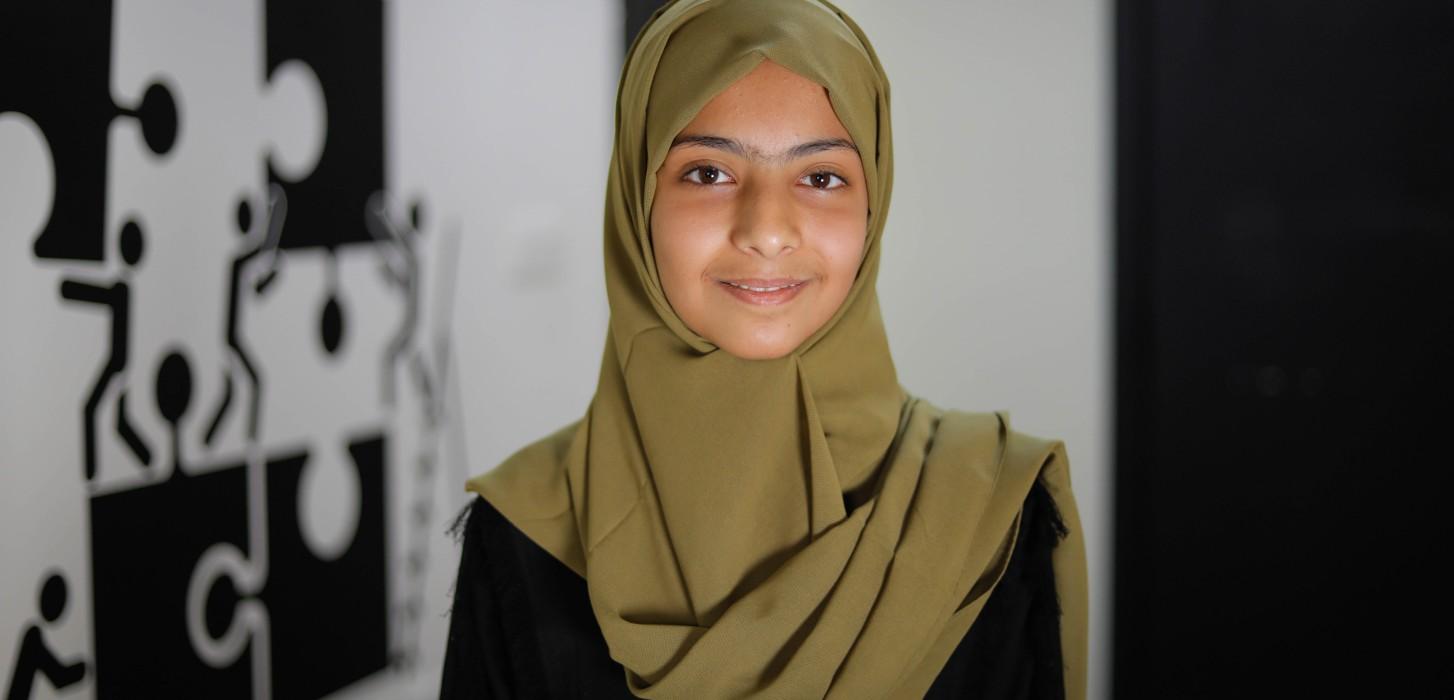 Noor Yaseen Alshaibani, 13