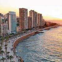 This is my beautiful home country, Lebanon.
