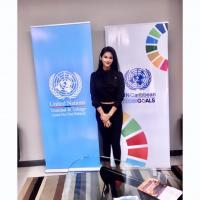 UN Youth Ambassador for the SDGs