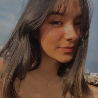 Fotografía de mi rostro, en el atardecer